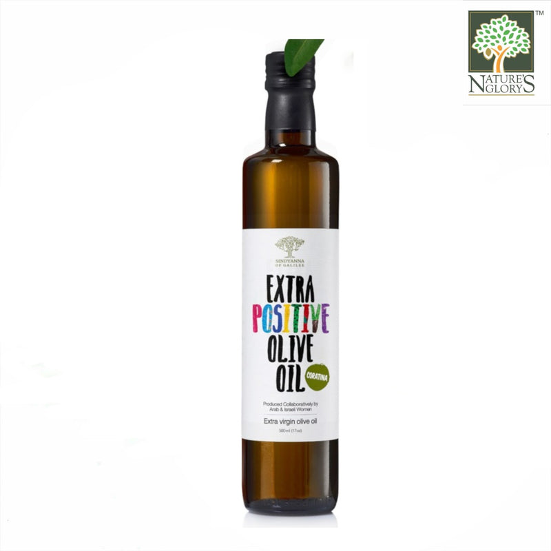 Coratina Extra POSITIVE Olive Oil(Best before: 01-01-2021)