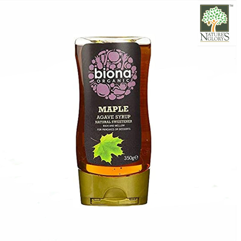 Biona Maple Agave Syrup Organic 350g