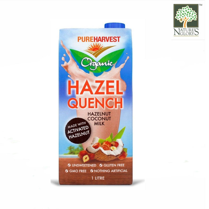 MIX & MATCH Pureharvest Unsweetened Almond Milk & Quench