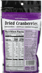 Dried Cranberries Eden 113g Organic (Best before: Oct 2021)
