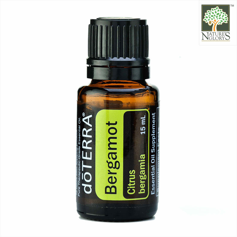 Bergamot 15ml (Organic Essential Oil)
