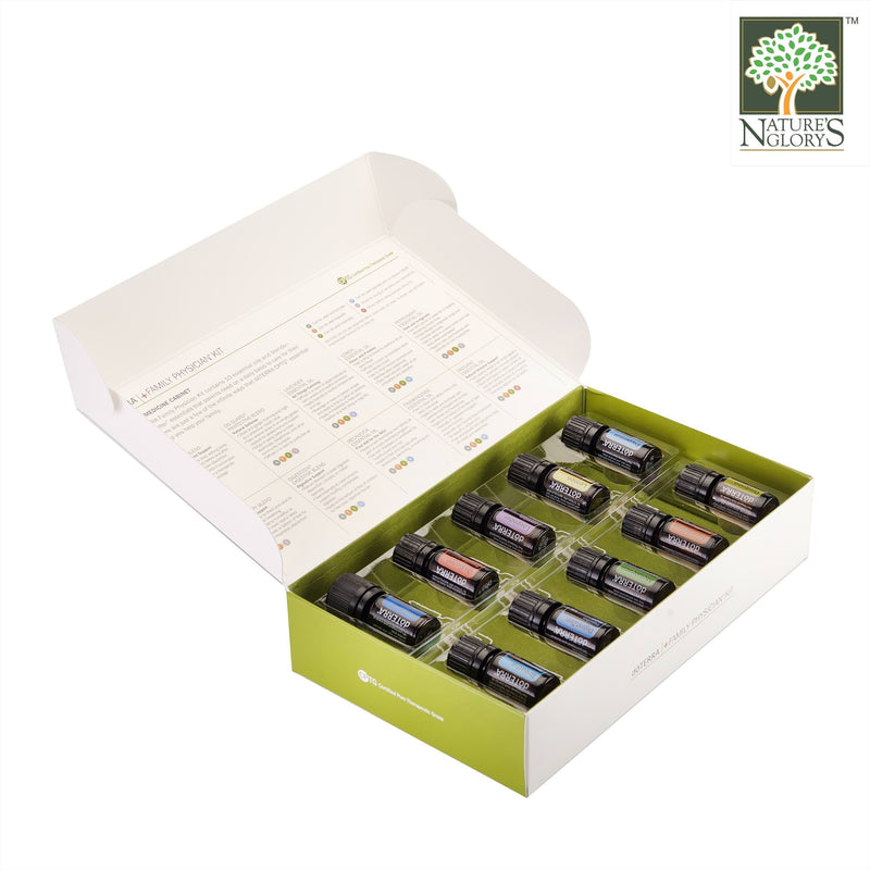 Collection KIT (Organic Essential Oil)