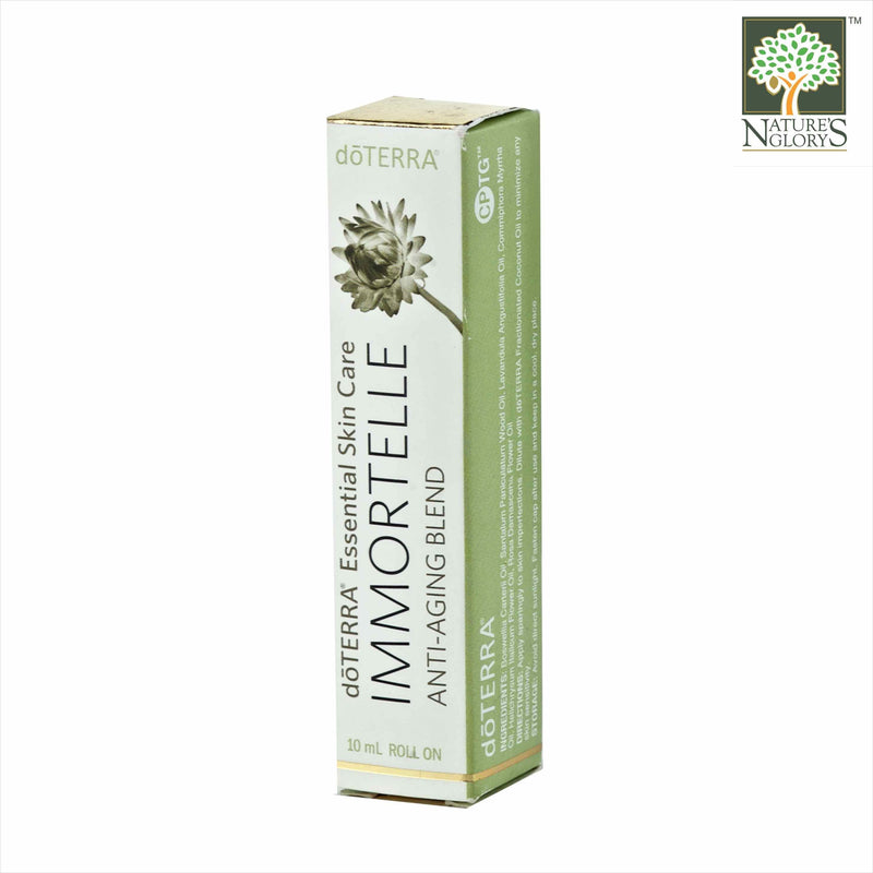 Immortelle Anti-Aging Blend 10ml Roll On (Organic Essential Oil)