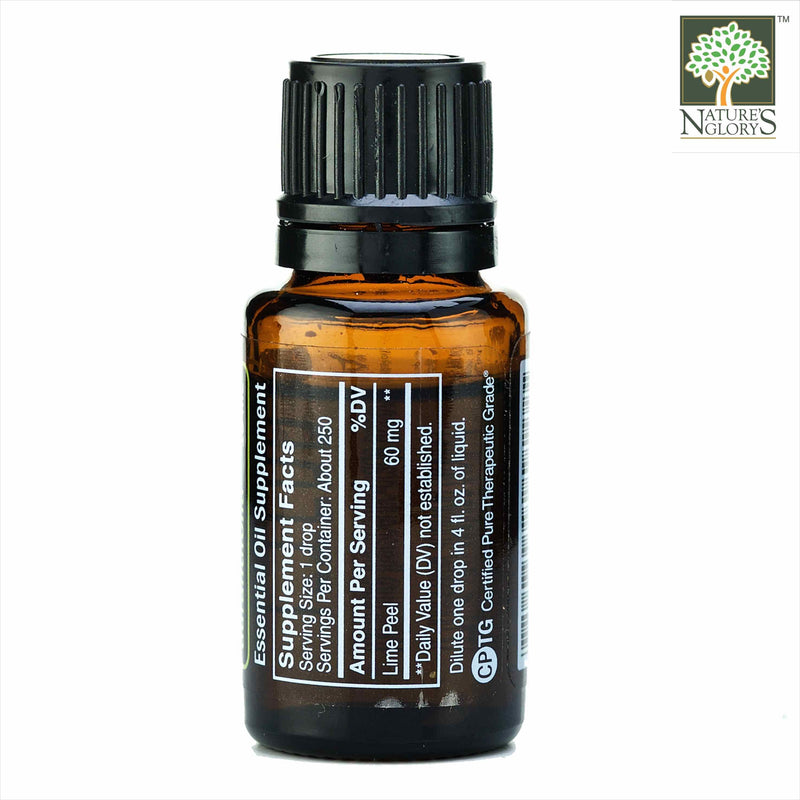 Lime 15ml (Organic Essential Oil)