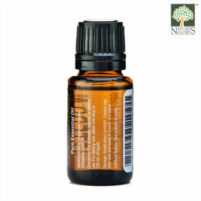 Oregano 15ml (Organic Essential Oil)