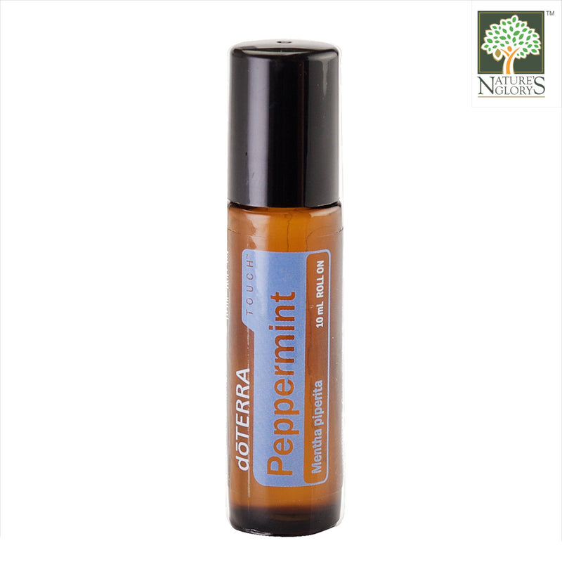 Peppermint 10ml Roll On (Organic Essential Oil)