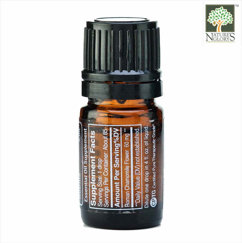 Roman Chamomile 5ml (Organic Essential Oil)
