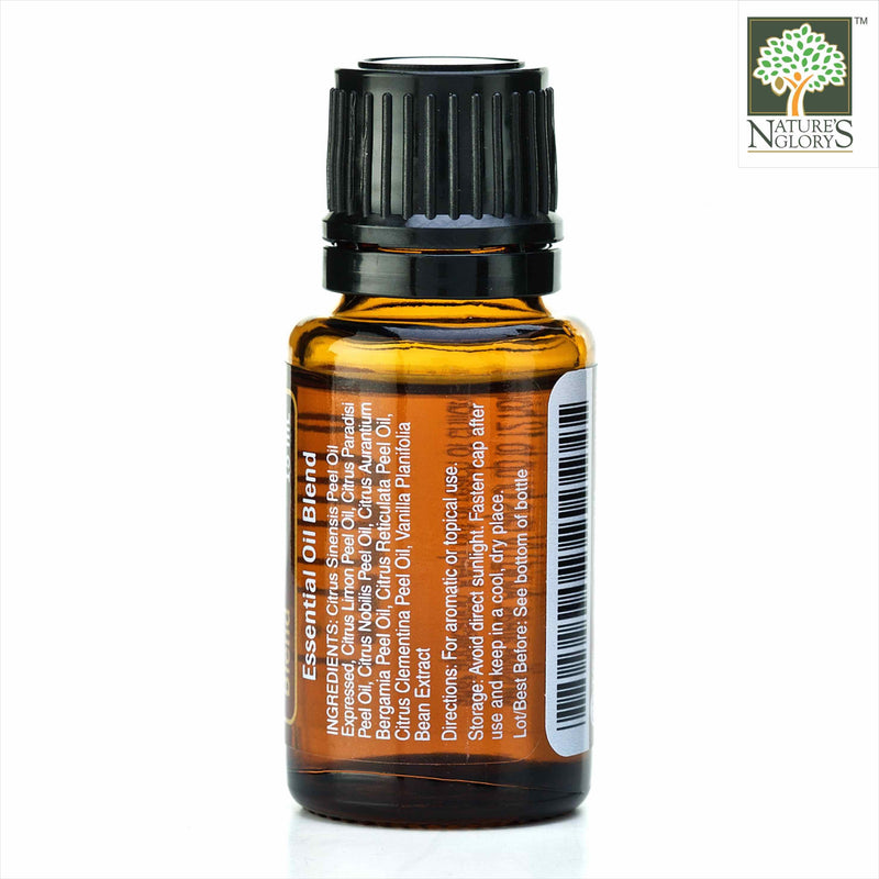 Sunrise Invigorating Blend of doTERRA Organic Essential Oils 15ml - View 1