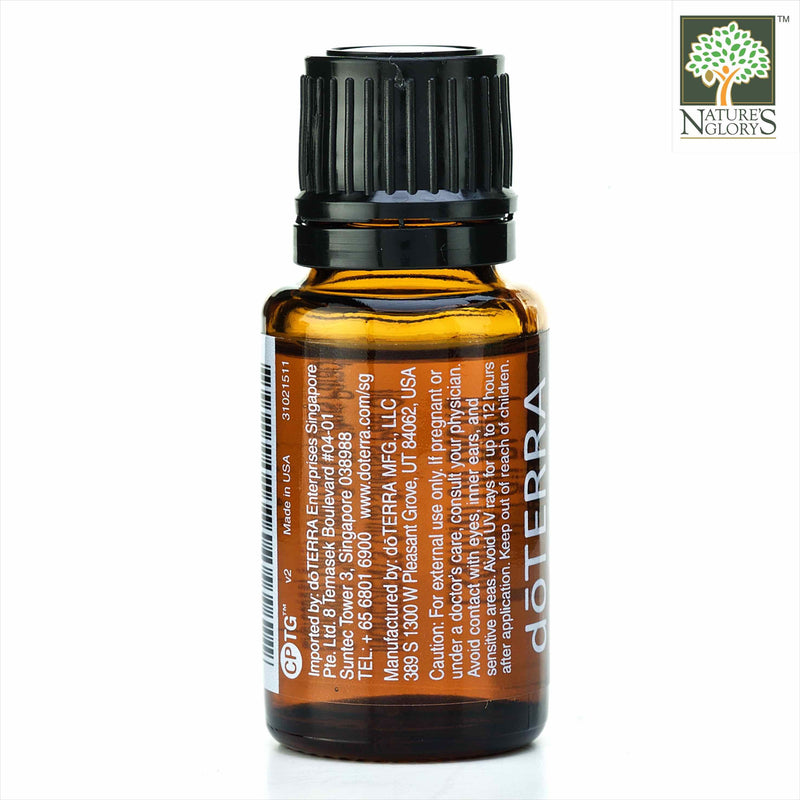 Sunrise Invigorating Blend of doTERRA Organic Essential Oils 15ml - View 2