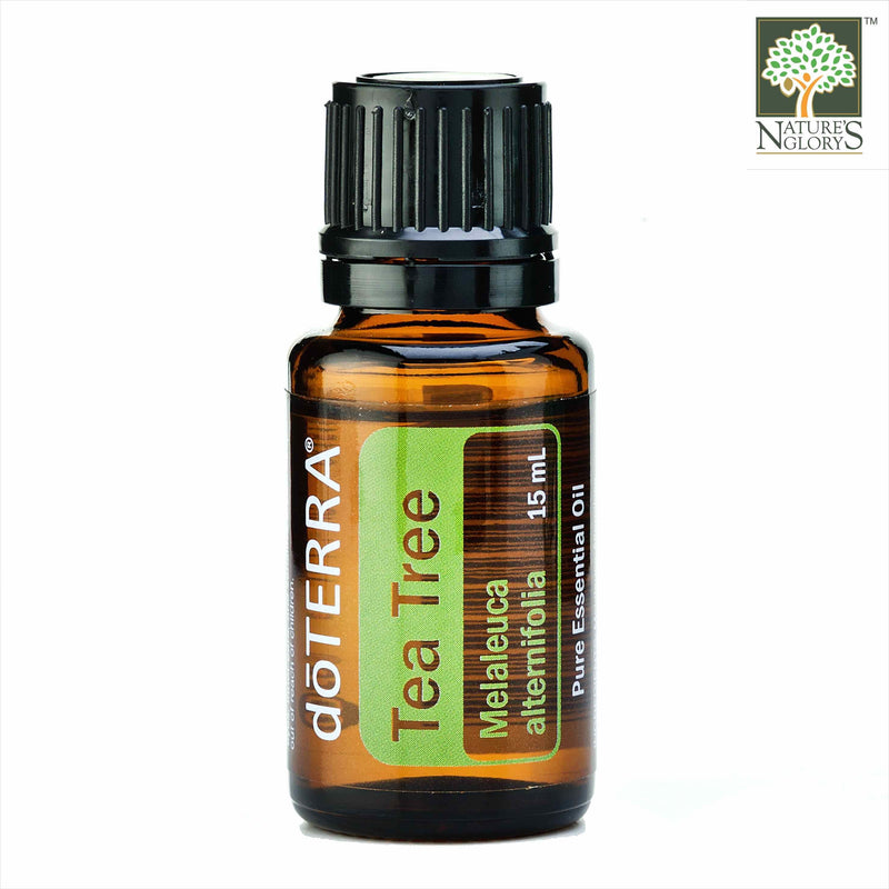 Tea Tree Melaleuca 15ml (Organic Essential Oil)