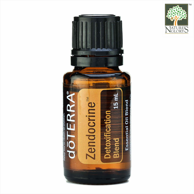Zendocrine Detoxification Blend 15ml (Organic Essential Oil)