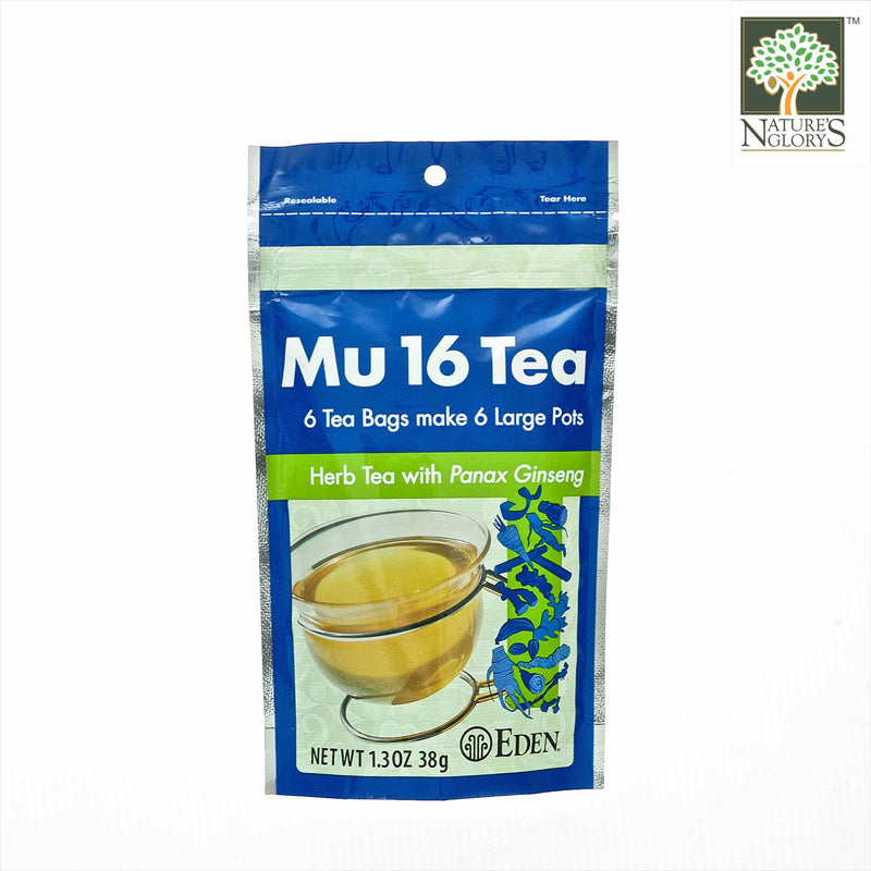 Eden Mu16 Tea bag