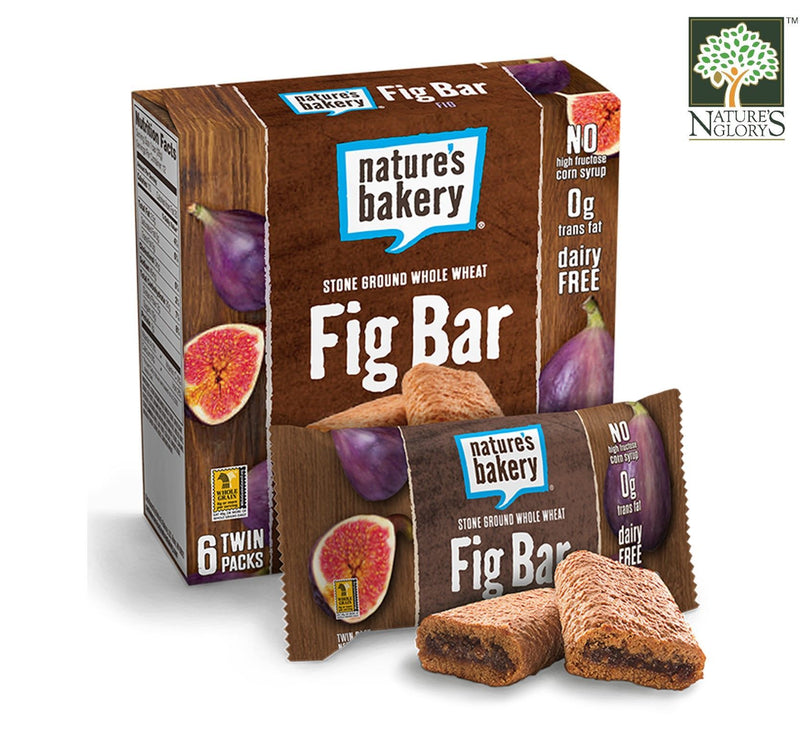 Fig Bar Stone Ground Whole Wheat (Made with ancient grain) Nature's Bakery 56.7g x 6