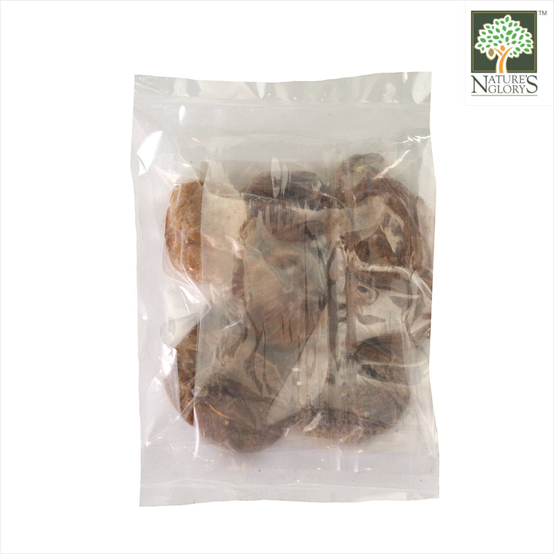 Dried Figs (Unsulphured) Nature's Glory 150g Organic - Back View