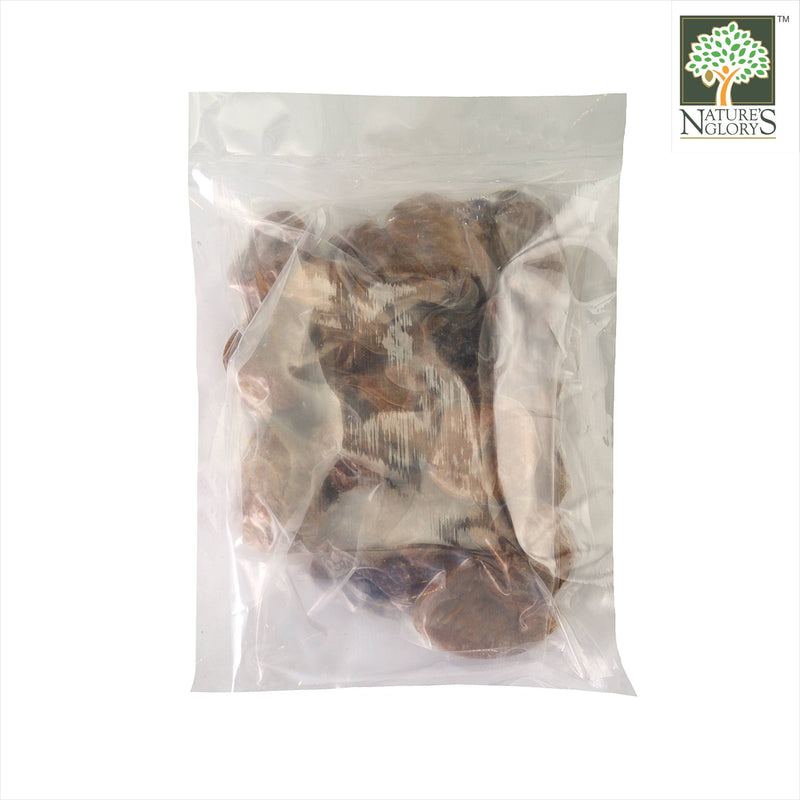 Dried Figs (Unsulphured) Nature's Glory 500g Organic - Back View