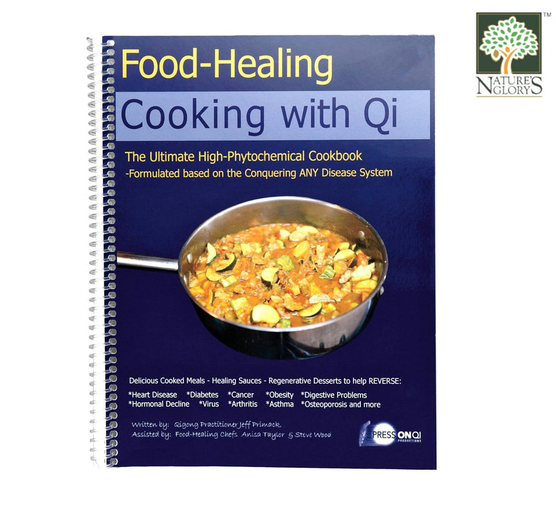 Food Healing (Cooking with Qi) - Jeff Primack