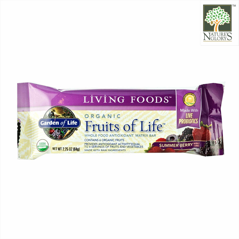 Fruits of Life - Summer Berry  64g Organic