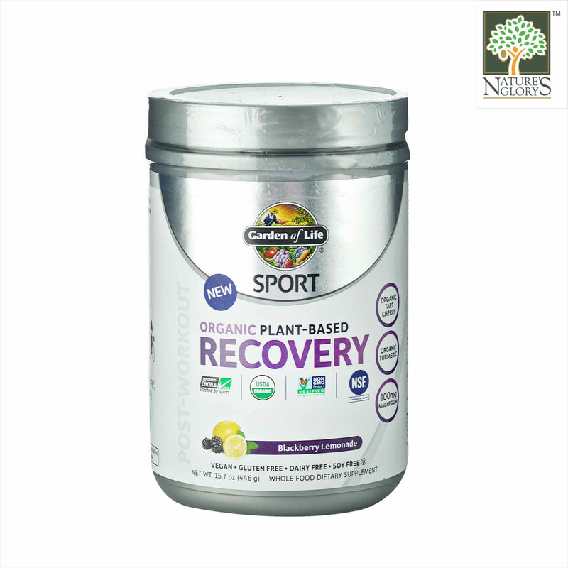 Garden of Life Sport Organic Plant-Based Recovery 446g