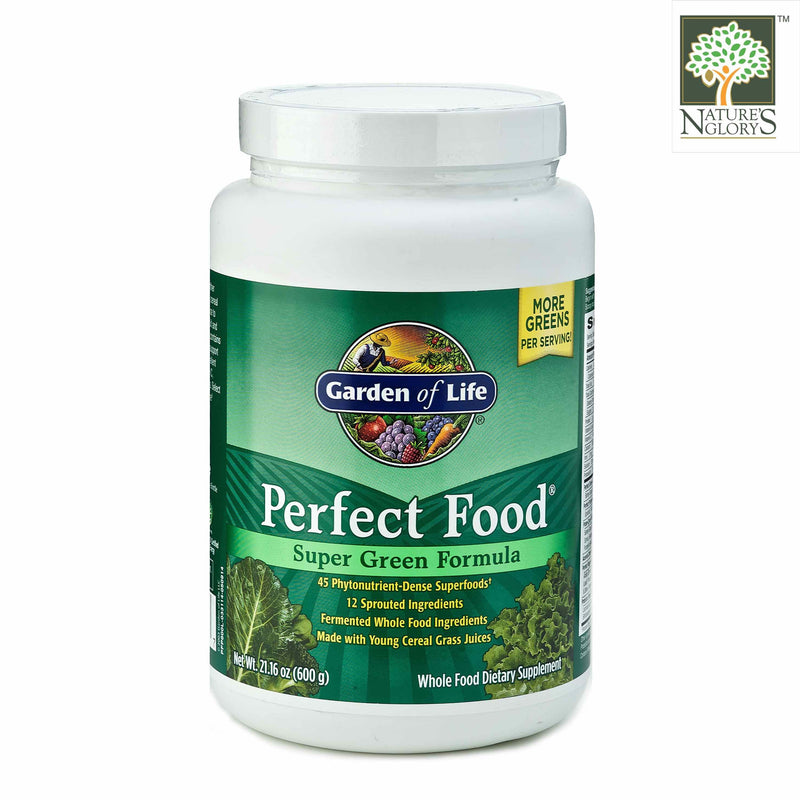 Garden of Life Perfect Food 600g