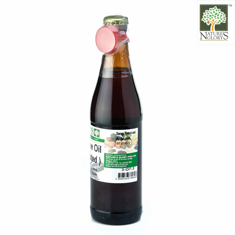 High Quality Toasted Sesame Oil Nature's Glory 330ml - View 1