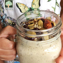 Healthy Yummy Honey Nuts Smoothie