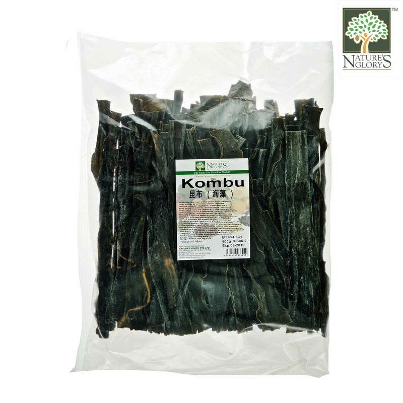 Kombu Seaweed Nature's Glory 500g