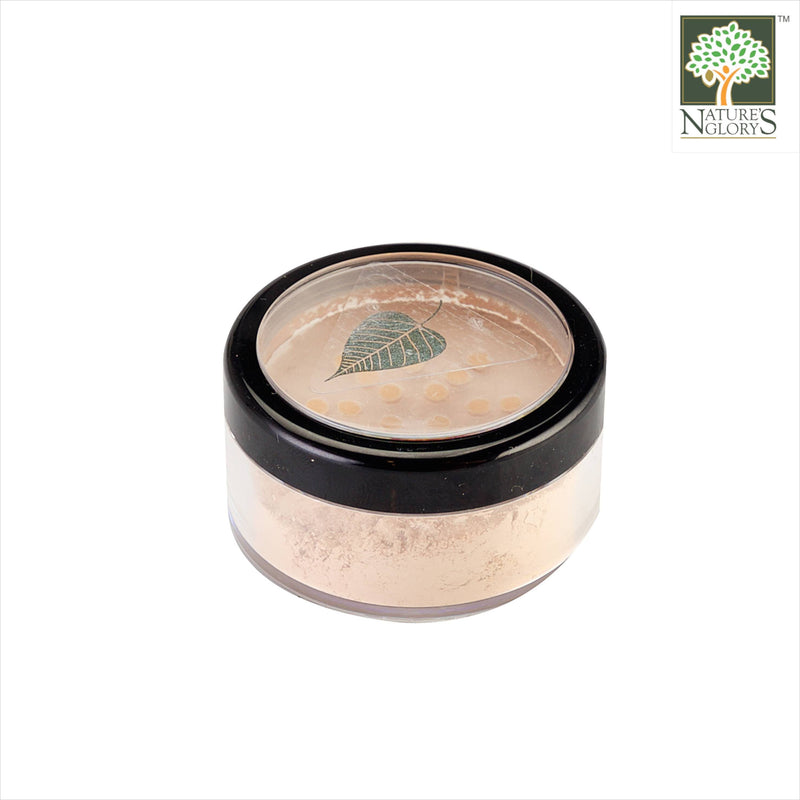 Miessence Mineral Foundation Powder-Med 6g Organic.