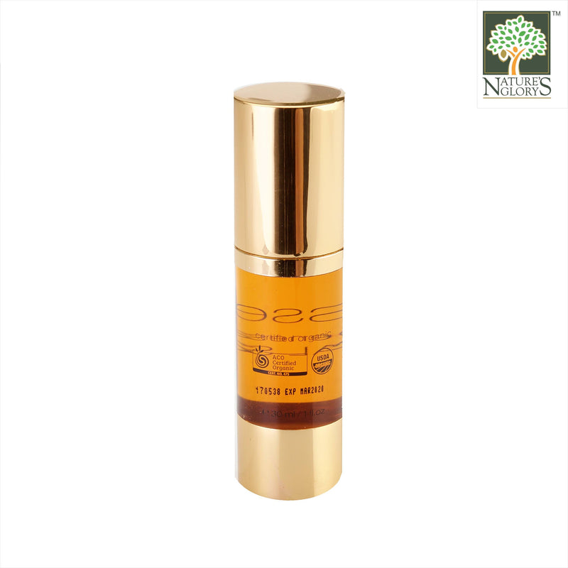 Miessence Rejuvenating Facial Serum 30ml Organic.