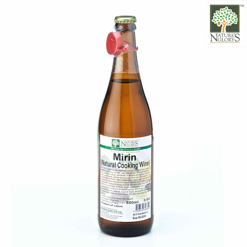Mirin-Aji No Haha Nature's Glory 650ml