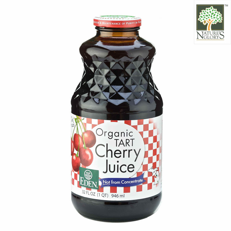 Montmorency Cherry Juice Eden 946ml Organic (Organic TART Cherry Juice)