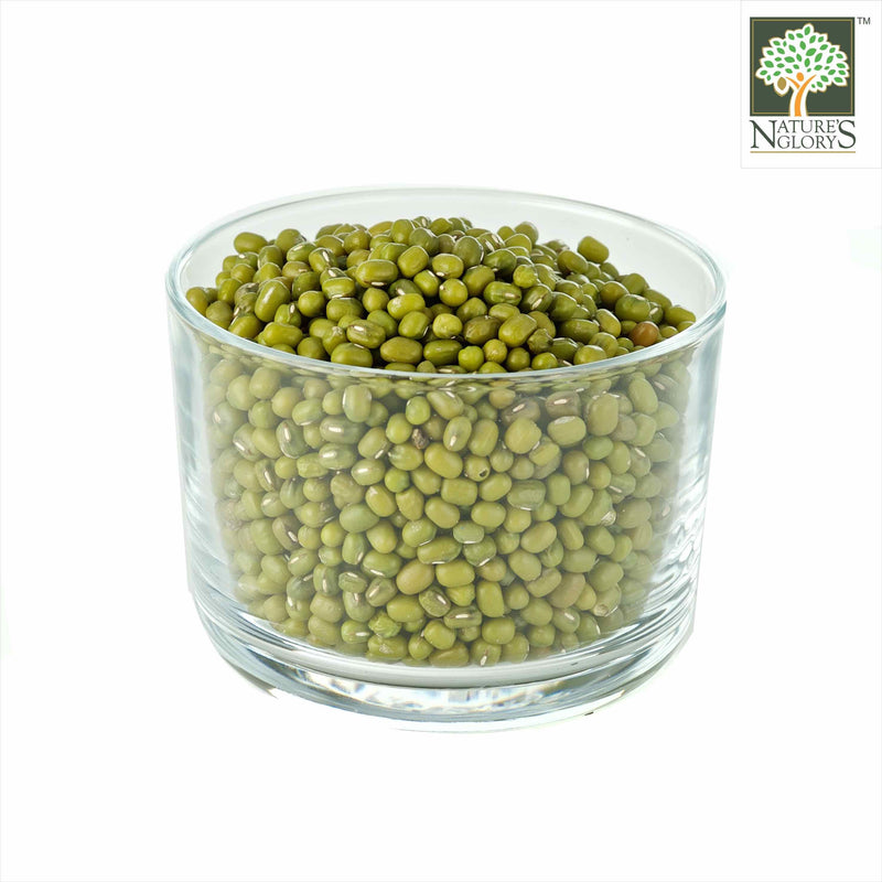 Mung Bean Nature's Glory 500g OG.