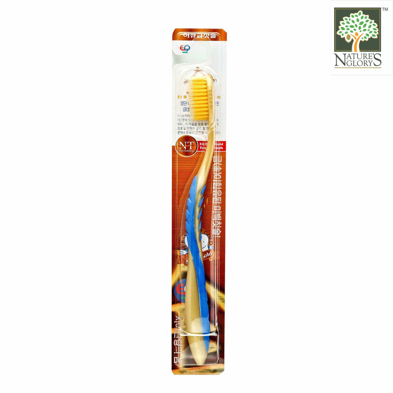 Nano Gold Tooth Brush (Adult) 1pc