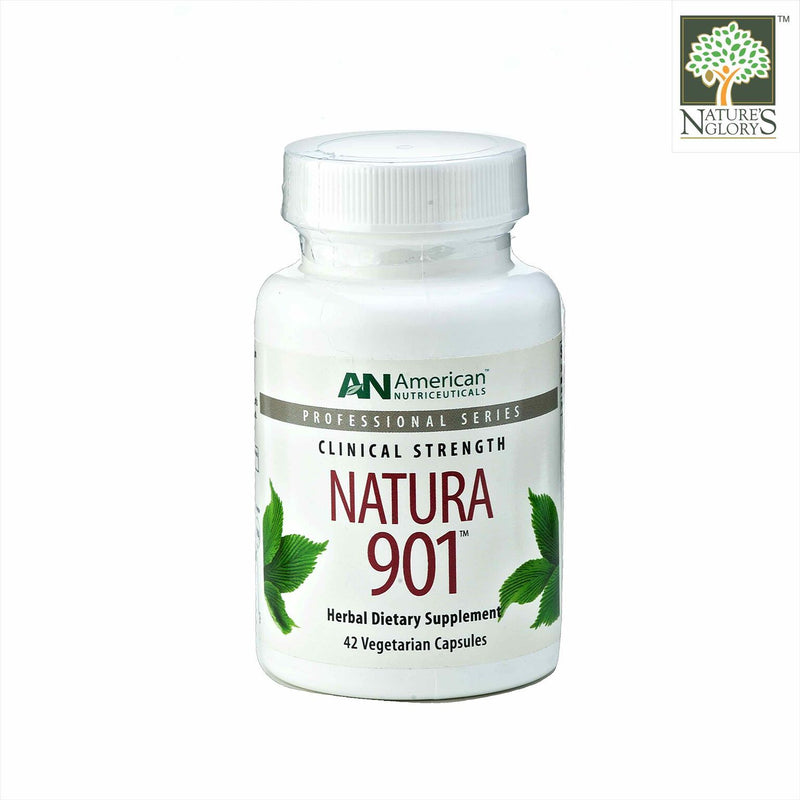 Natura 901 (Bao Kang) American Nutriceuticals 42caps(Best Before:Nov 2020)