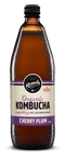 Remedy Organic Kombucha Cherry Plum 750ml