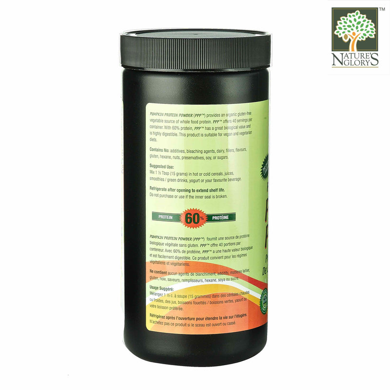 Organic Pumpkin Seed Protein Powder 600g - View 2