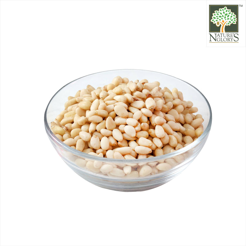 Pine Kernels (Organically Grown) Nature's Glory In A Bowl