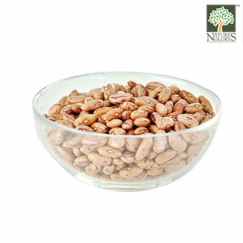 Pinto Bean Nature's Glory Organic In A Bowl