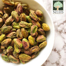 Pistachios Shelled In ABowl