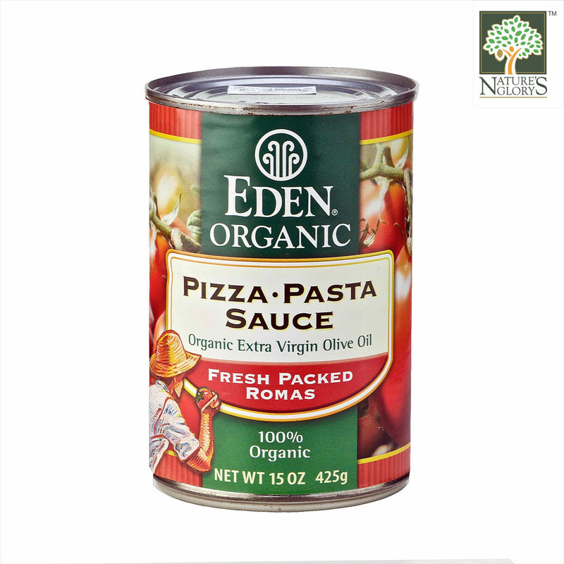 Pizza Pasta Sauce, Eden Organic (In Can) 425g