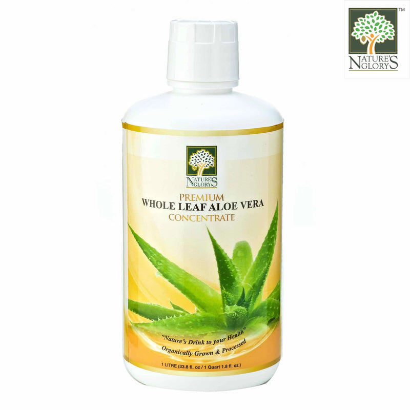 Premium Aloe Vera Concentrate Nature's Glory 1litre