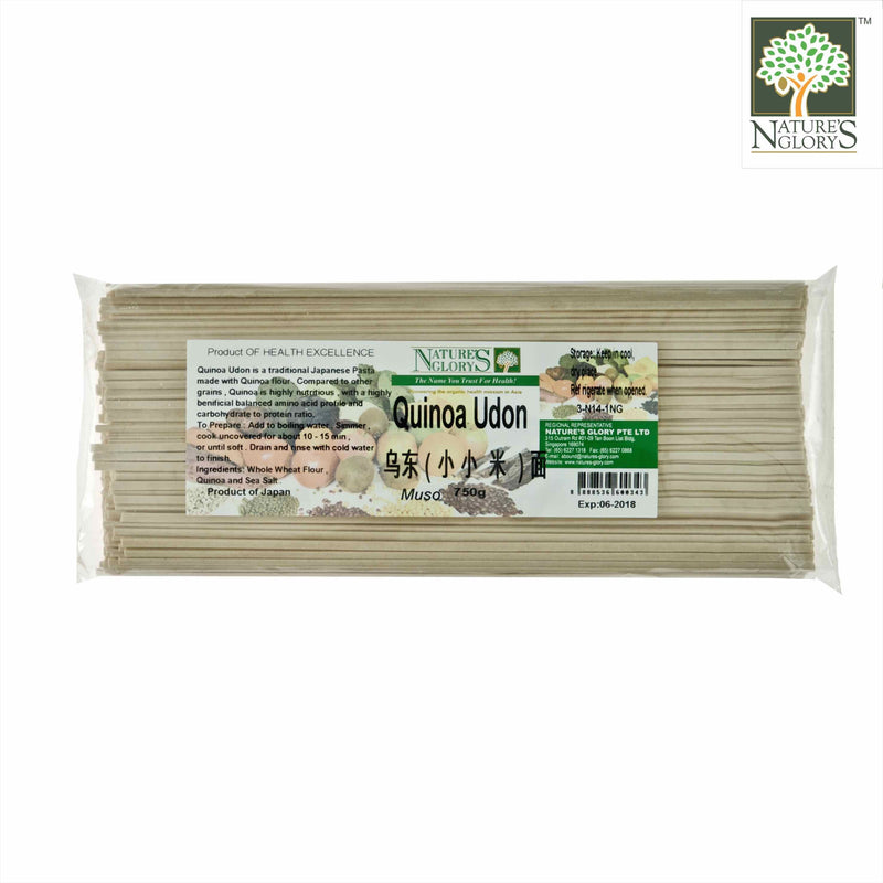 Quinoa Udon Nature's Glory 250g/750g