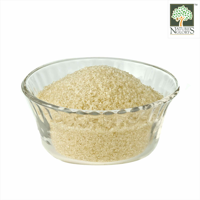 Organic Raw Sugar Nature's Glory 500g/1kg