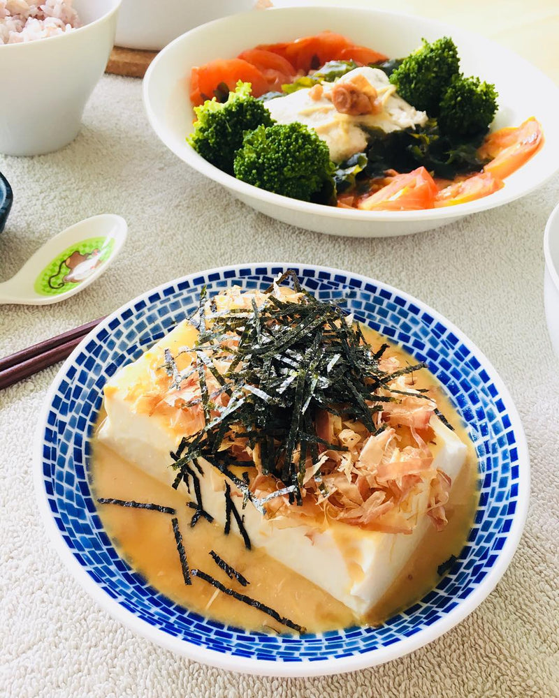 Bean Curd with Miso Sauce