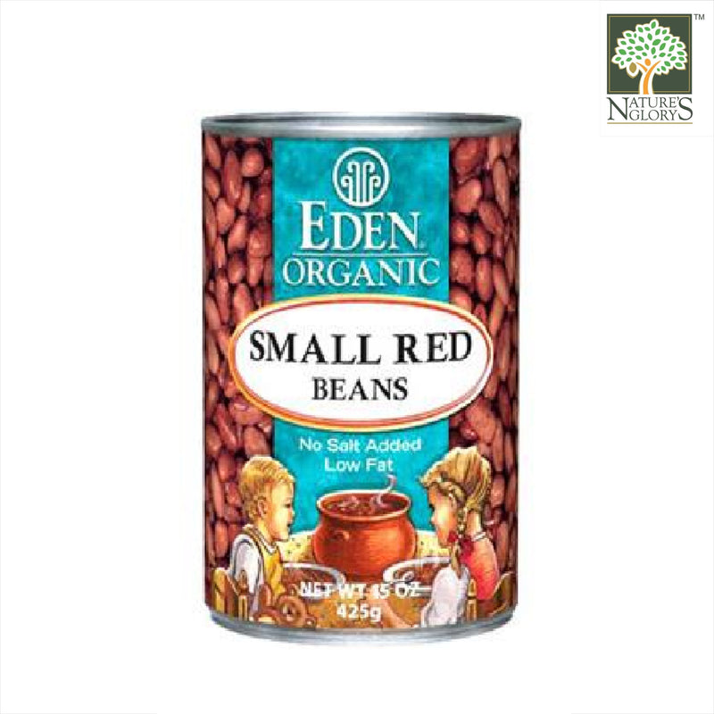 Small Red Beans Eden Organic 425g
