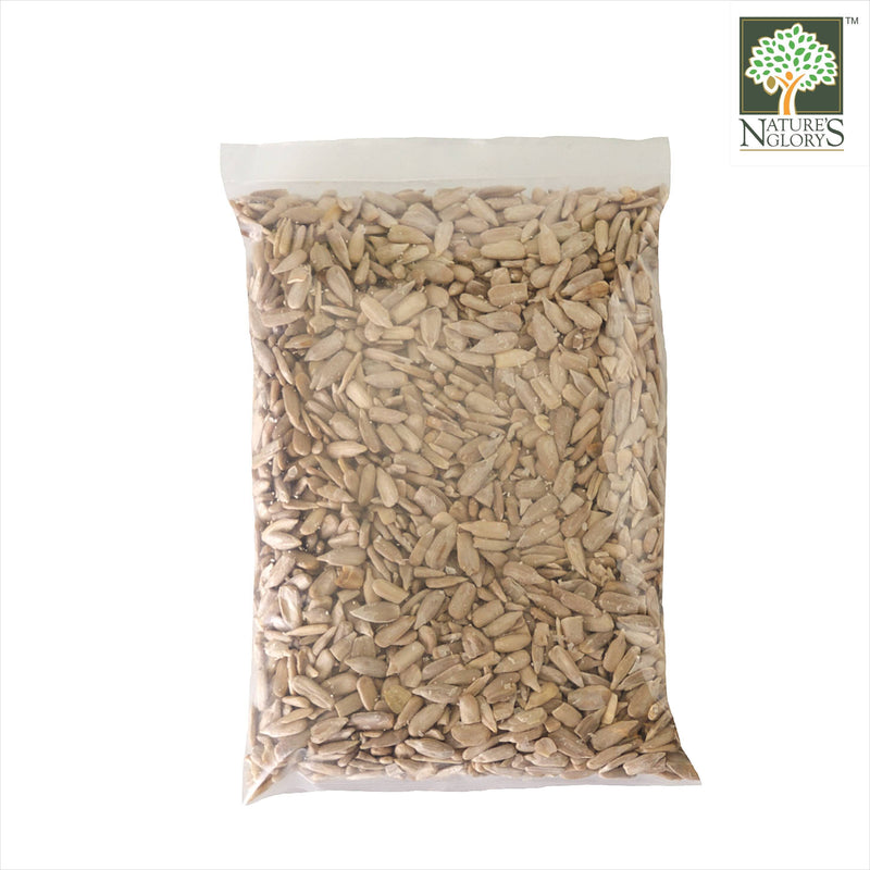Sunflower Seed Kernels Nature's Glory 250g Organic - Back View