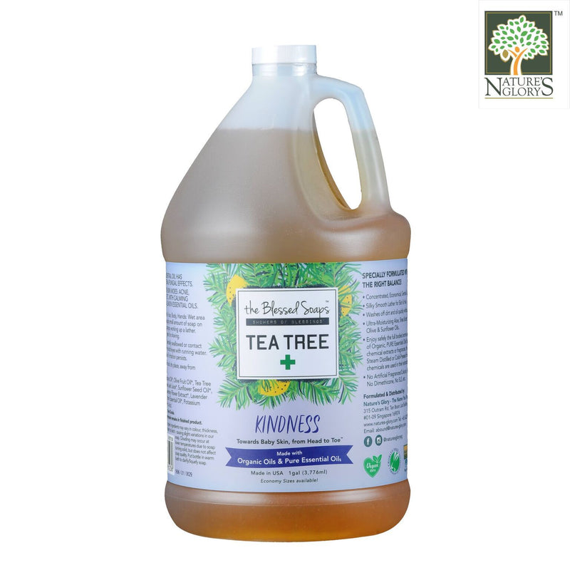 The Blessed Soaps® Tea Tree Kindness 3776ml