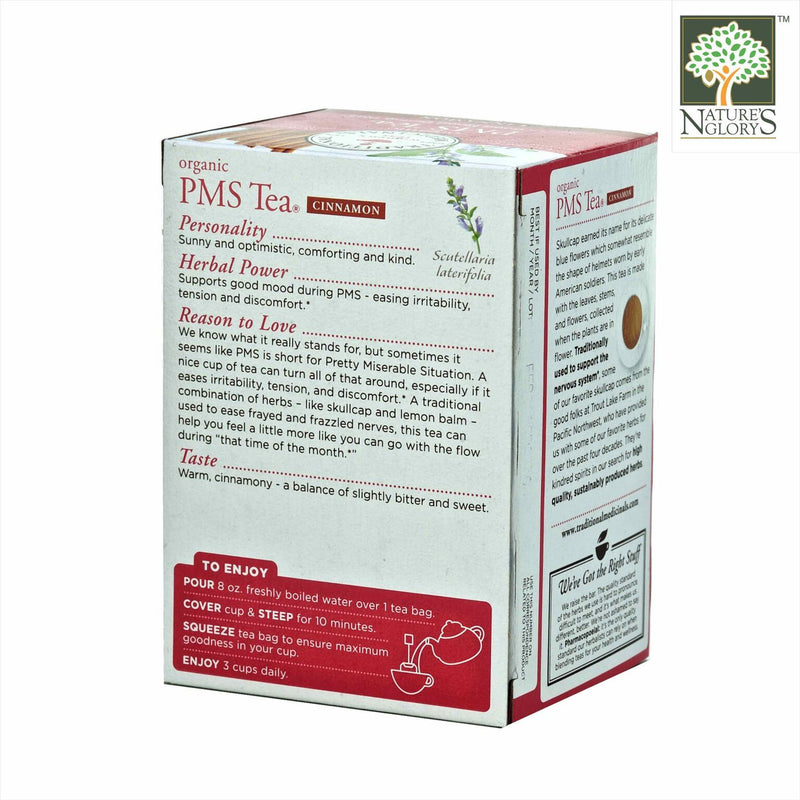 Traditional Medicinals PMS Tea 16bags Organic.