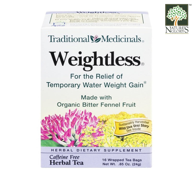 Traditional Medicinals Weightless Tea 16bags Organic