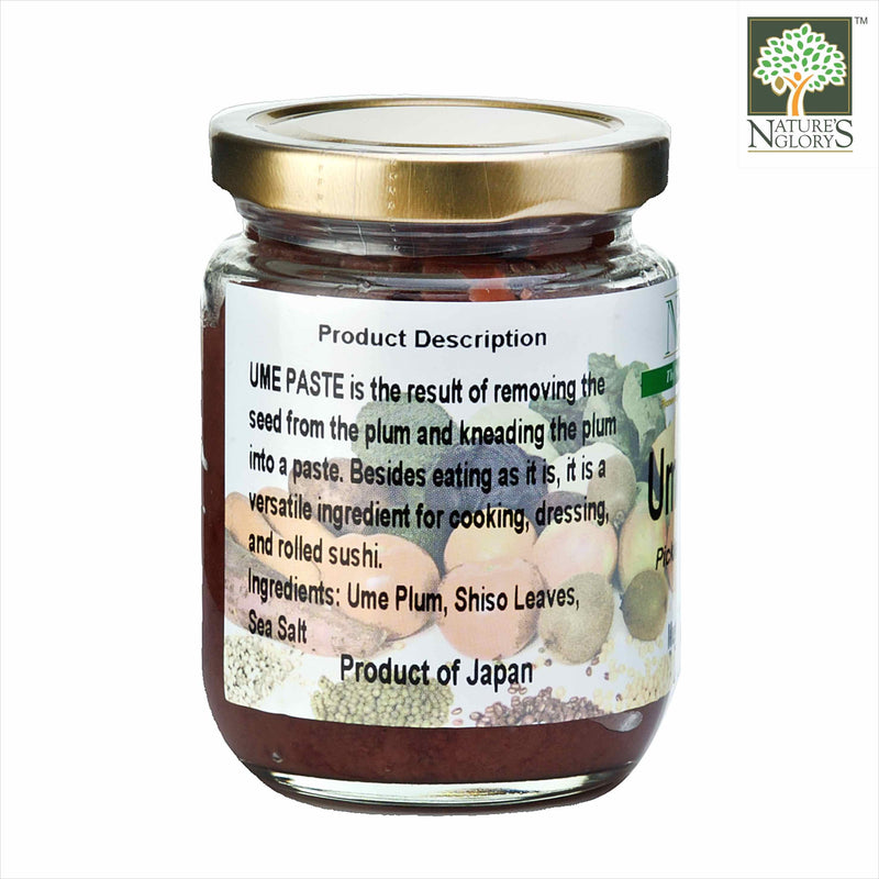Ume Paste Nature's Glory 250g