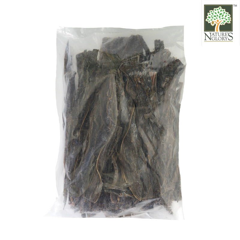 Wakame (Seaweed) Nature's Glory 500g - Back View